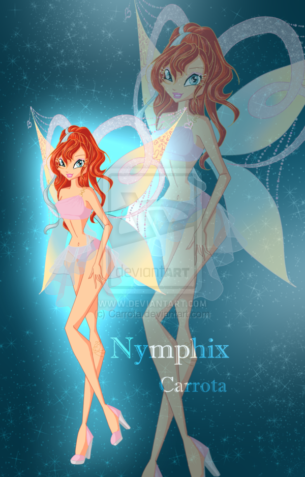 Winx Nymphix WallpapersWinx Club Nymphix