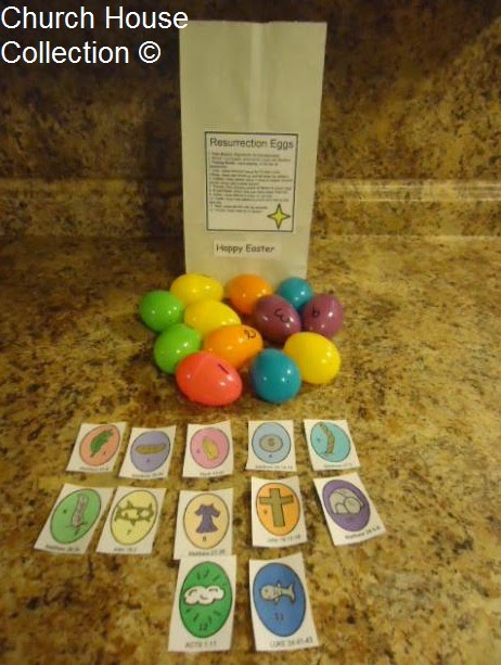 Easter Resurrection Eggs