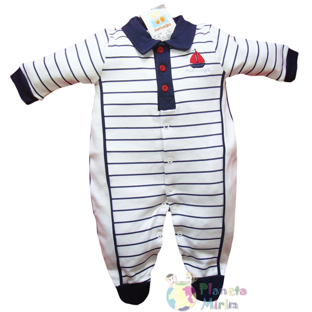 Roupas de Bebê da Noruega para meninos em nossa loja de roupas de bebê Planeta Mirim