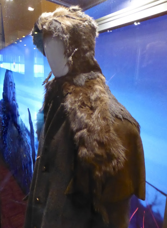 The Revenant Hugh Glass costume detail