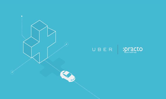 Practo – Uber