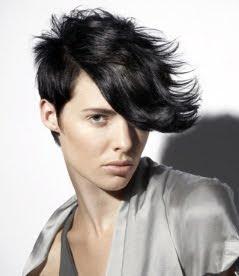 Peinados Con Flequillo Pelo Corto 2012 Peinados De Moda Peinados