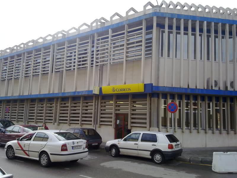 Amador dom nguez correos formaci n agosto 2012 for Oficina de correos bilbao