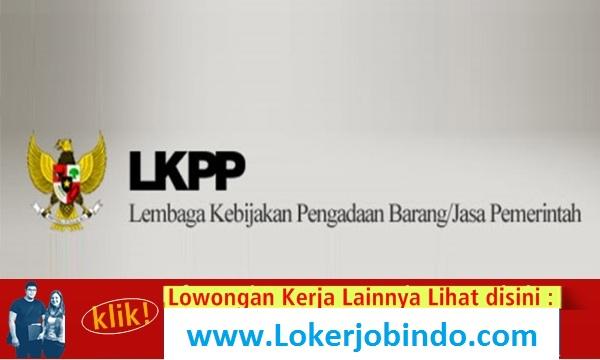 Rekrutmen Pegawai Non PNS Direktorat Pengembangan SPSE (LKPP)
