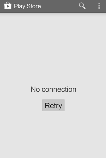 Cara Memperbaiki Masalah Play Store No Connection Retry - Error fix