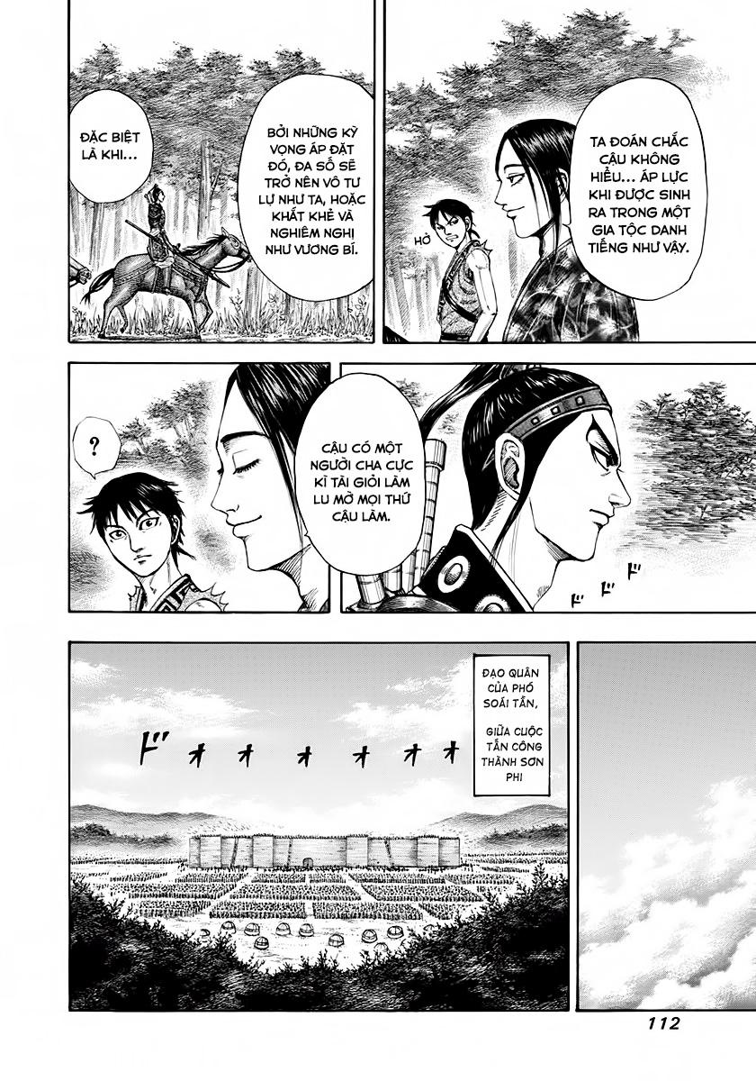 Kingdom - Vương Giả Thiên Hạ Chapter 201 page 14 - IZTruyenTranh.com