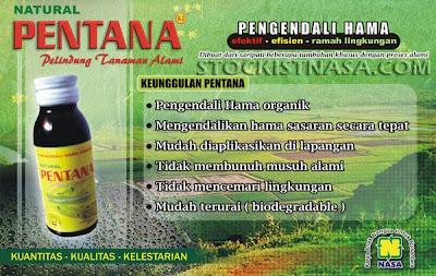 """""""natural pentana pestisida pengendali hama organik kutu kutuan aphis thrips natural nusantara distributor nasa"""""""