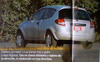 cola baul atras Ford Ka 1.6 Viral Nuevo