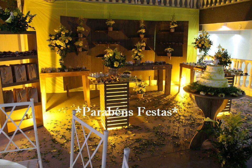 decoracao festa rustica:Parabéns Festas Eventos: Decoração Rustica