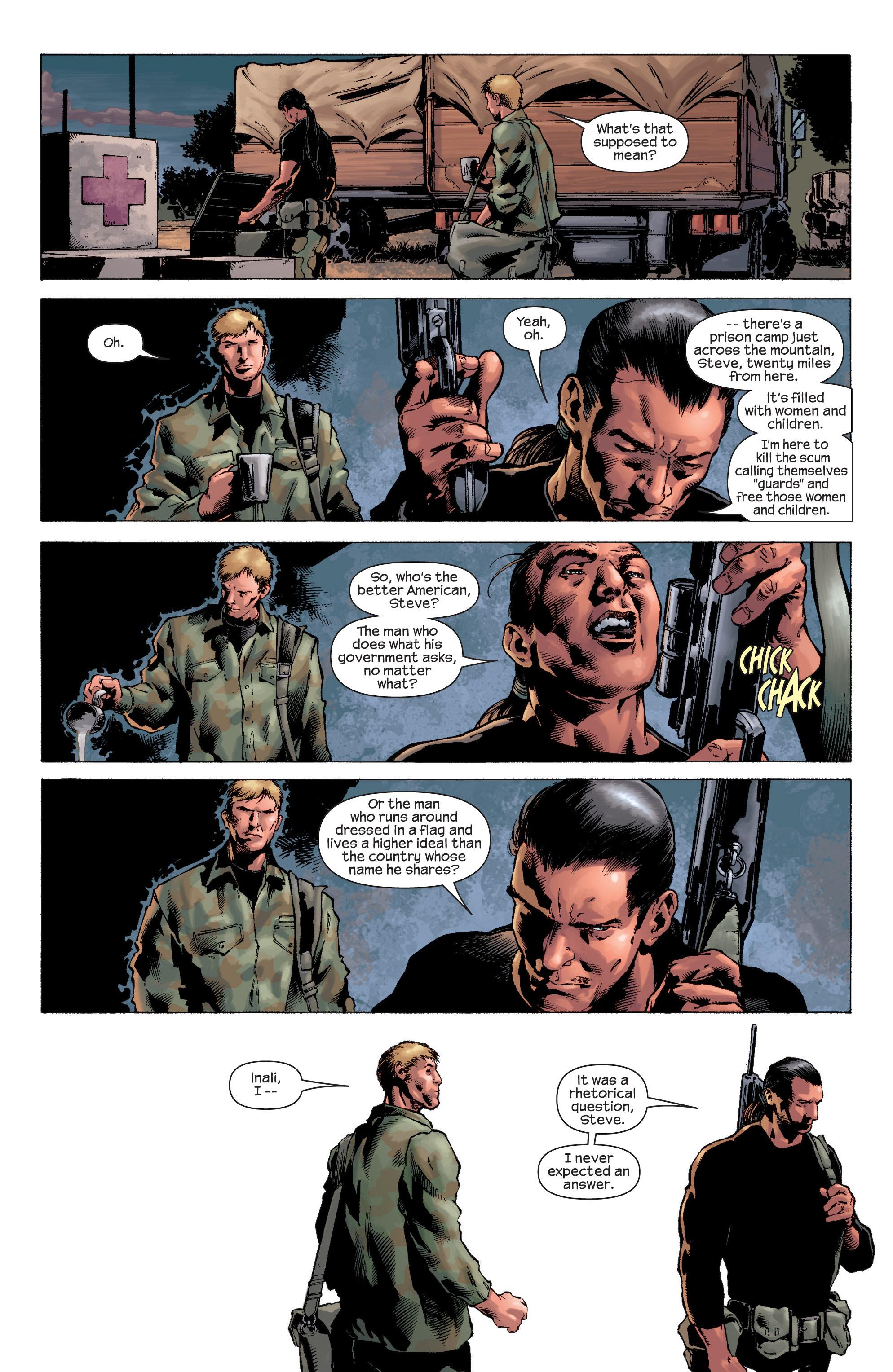 Captain America (2002) Issue #8 #9 - English 7