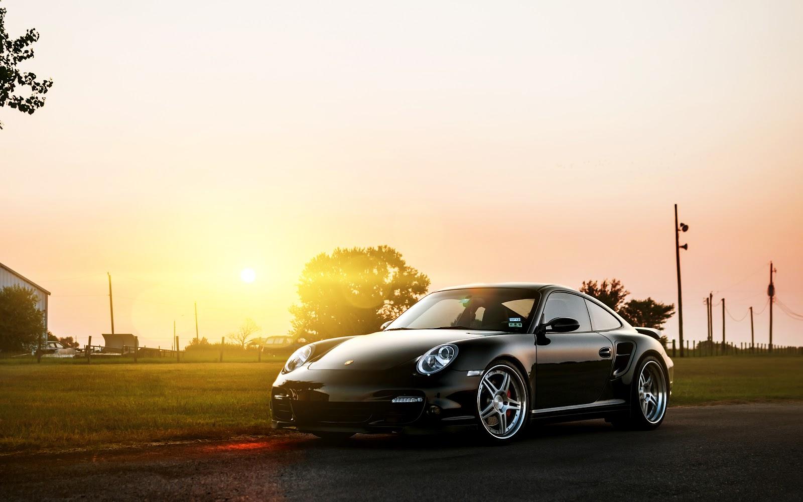 Porsche 911 Turbo 997 Fondos de Pantalla de Carros Deportivos