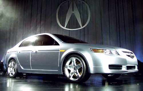 2016 Acura List Price view