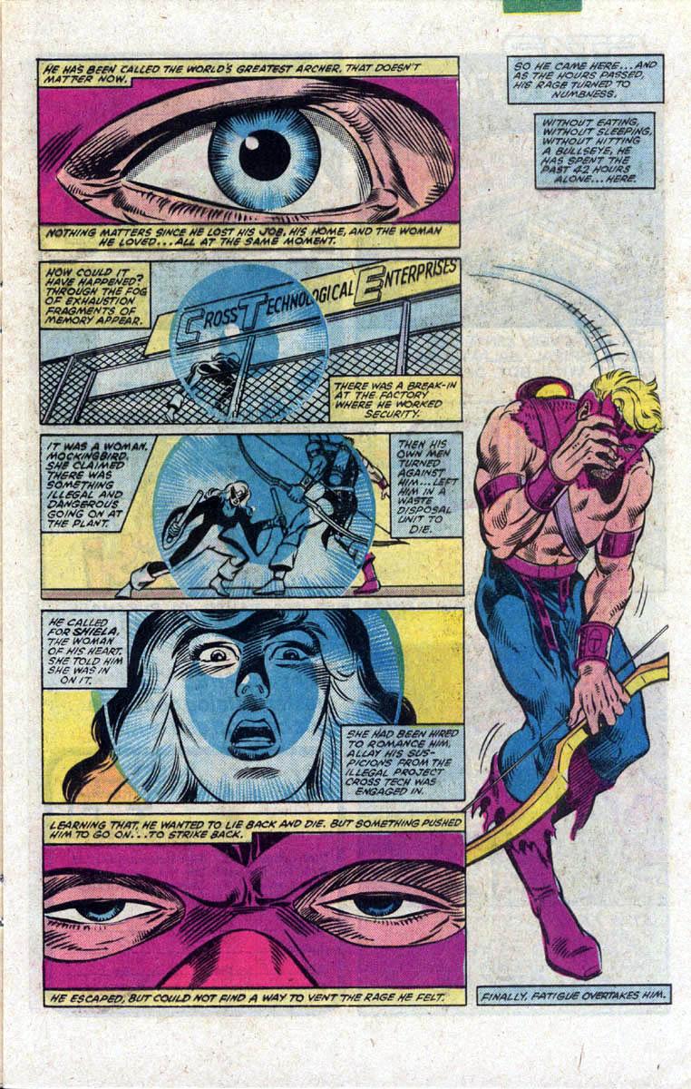 Hawkeye (1983) Issue #2 #2 - English 4