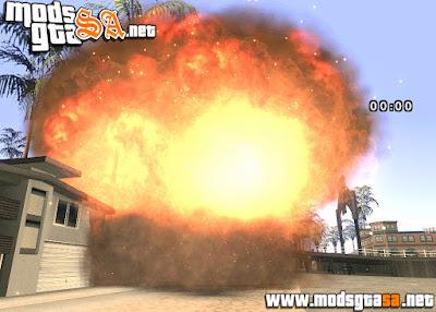 SA - Mod Bosta Atômica