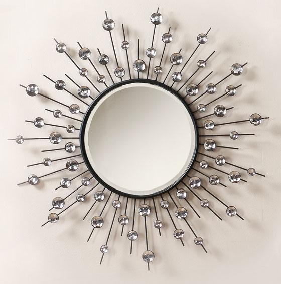 Mix And Chic Fabulous Finds Starburst Sunburst Mirrors