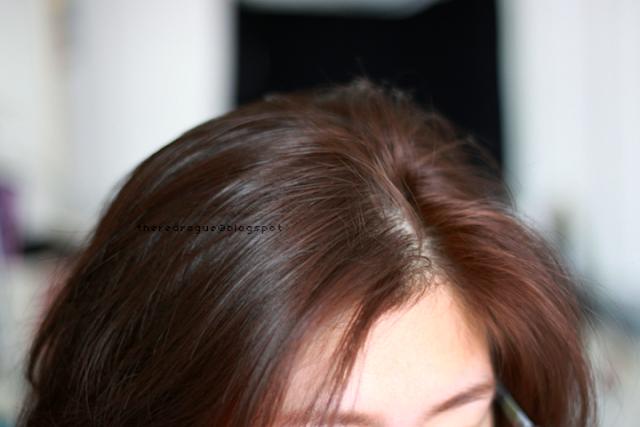Revlon Colorsilk 44 | Dark Brown Hairs