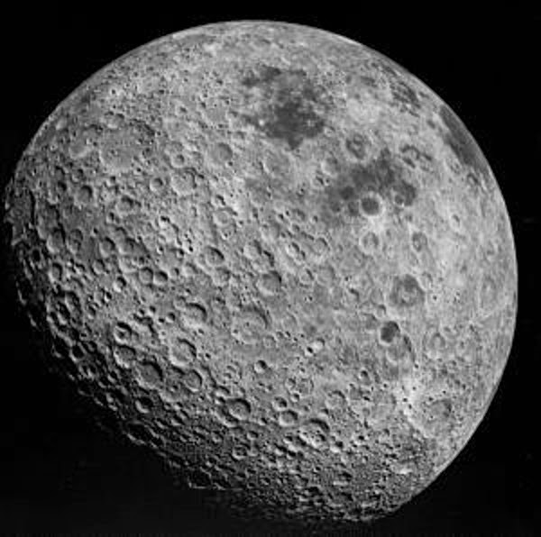 Sisi Gelap Bulan