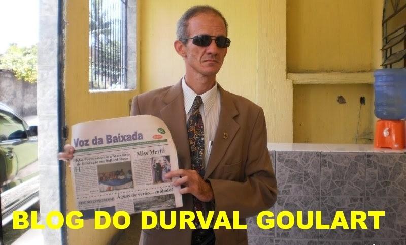 PORTAL DO DURVAL GOULART-Fé, Garra e Atitude!