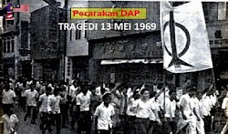 DAP PENCETUS 13 MEI 1969