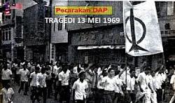 DAP PENCETUS 13 MEI 1969