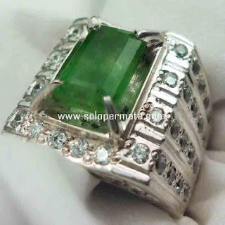 Batu Permata Natural Emerald Berryl Zamrud | Batu Permata Natural | Batu Permata Natural Asli | Batu permata Zamrud | Garansi Natural