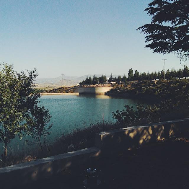 Karamanlı, Baraj