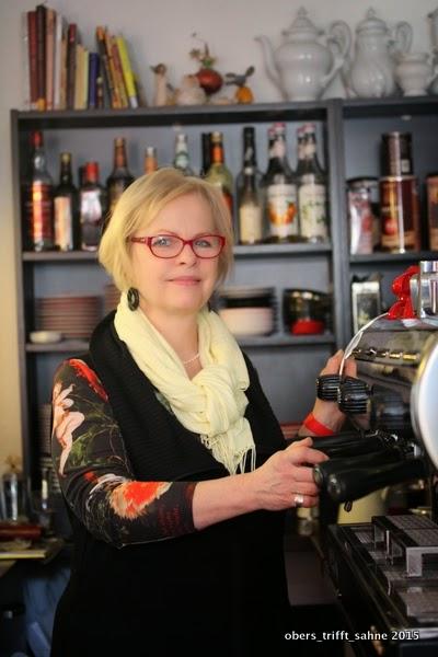 Sabine Zotzmann, Weimarer Kaffeerösterei