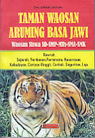 toko buku rahma: buku TAMAN WAOSAN ARUMING BASA JAWI, pengarang sofwan, penerbit cendrawasih