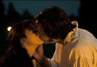 O beijo nos livros de Jane Austen