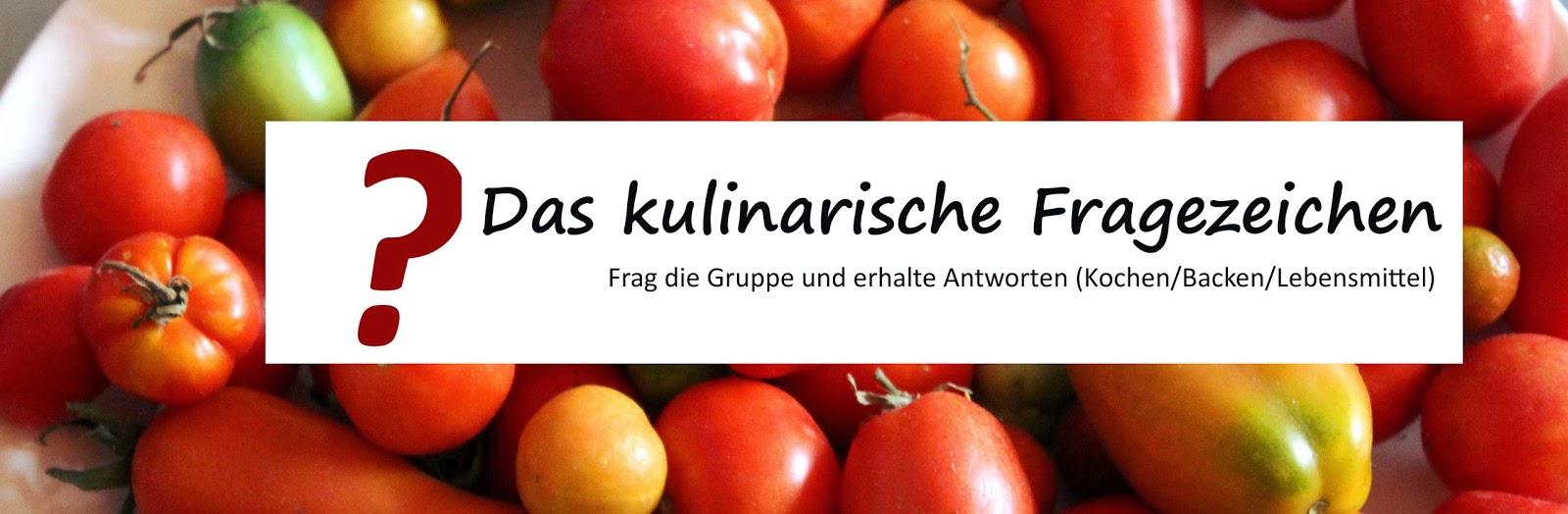 https://www.facebook.com/groups/KulinarischesFragezeichen/