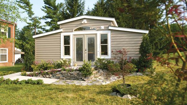 Modular home builder june 2012 for Med cottages