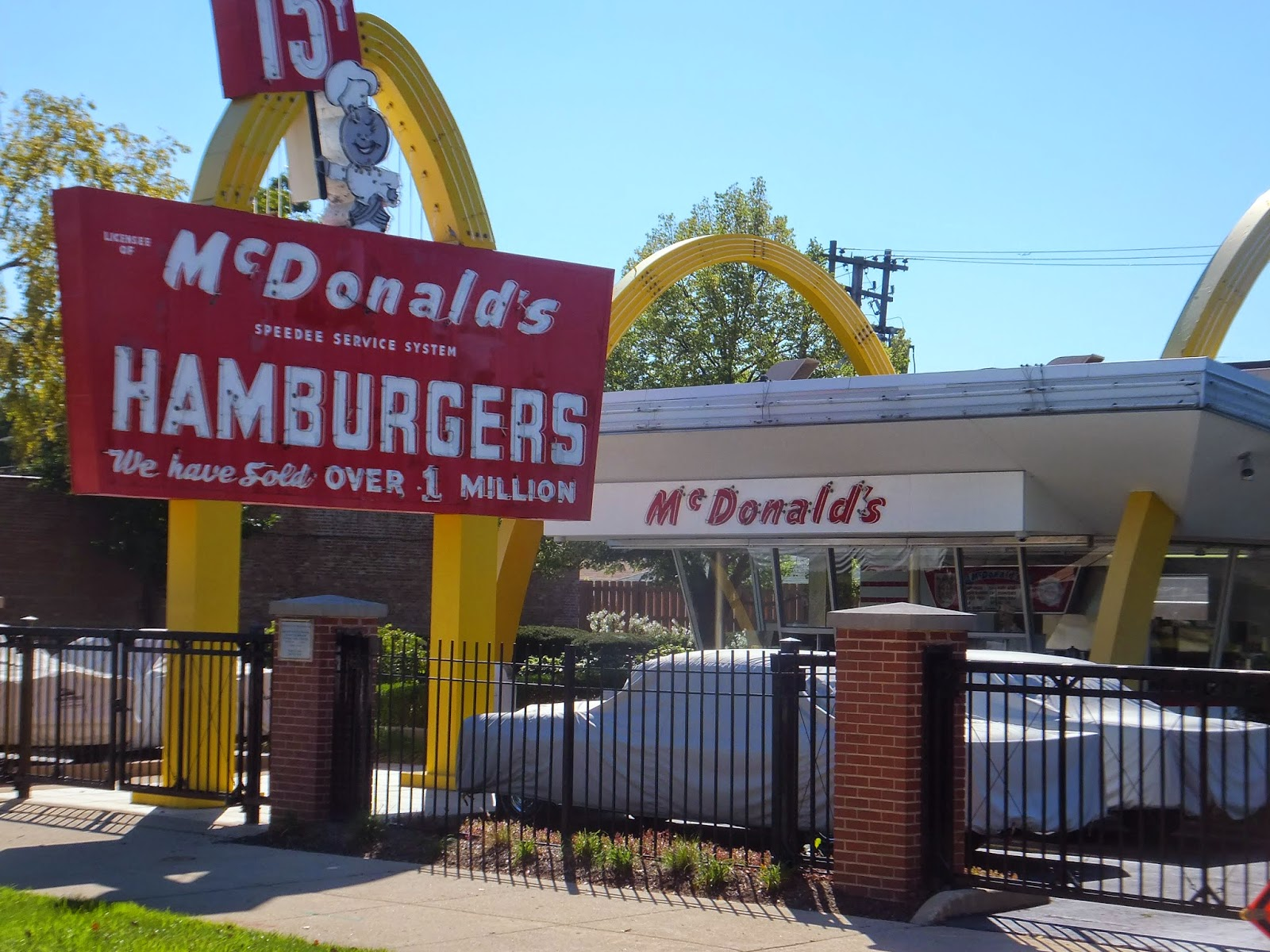 Fast Food In Naperville Illinois