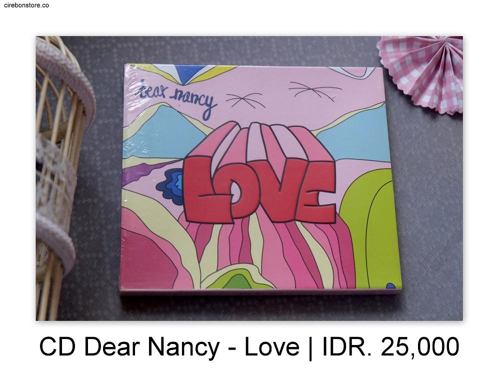 CD DEAR NANCY - LOVE