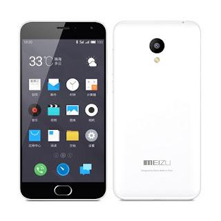 Spesifikasi Harga Meizu M2 White Smartphone [16GB/ RAM 2GB/13MP]