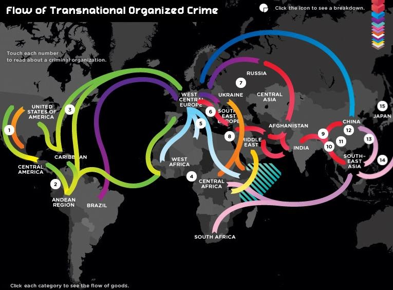 Social Perspective Of Organized Crime
