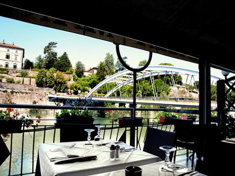 My Note Style: Terrazza Manzotti, mangiar bene in riva all\'Adda