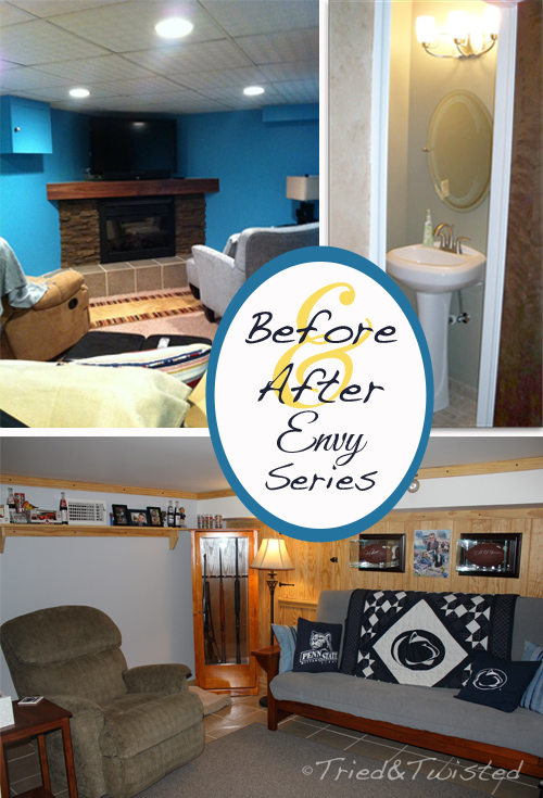 Before & After Envy Series | Tried & Twisted