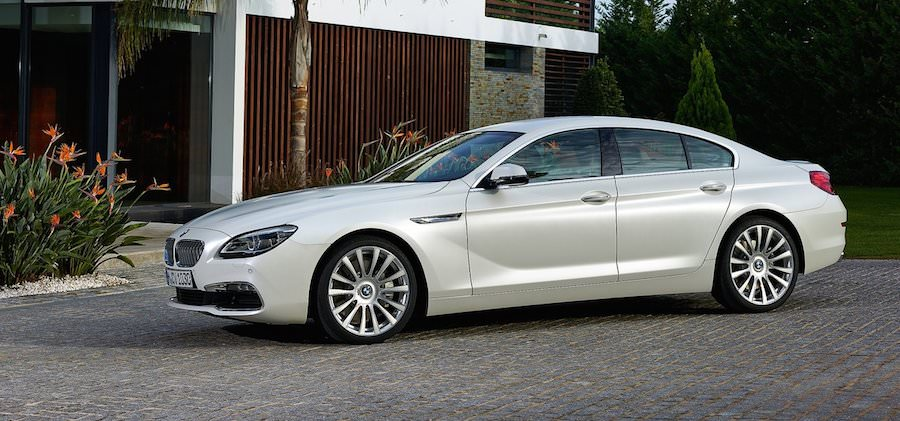 BMW 6シリーズ・グランクーペ  マイナーモデルチェンジ 2015