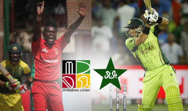 Watch Pakistan vs Zimbabwe series 2015 Live Streaming on Mobile and Desktop.