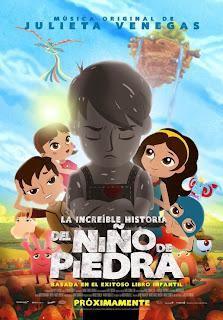 La increíble historia del Niño de Piedra (2015)