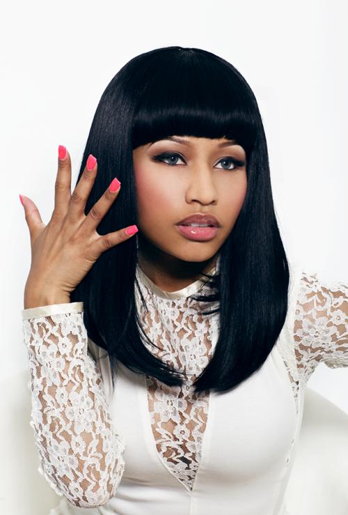 Chatter Busy Nicki Minaj Top Women 2012