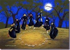 reunião de bruxas