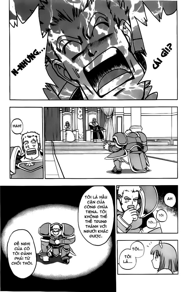 Fire Emblem-Hasha no Tsurugi chap 6 - Trang 17