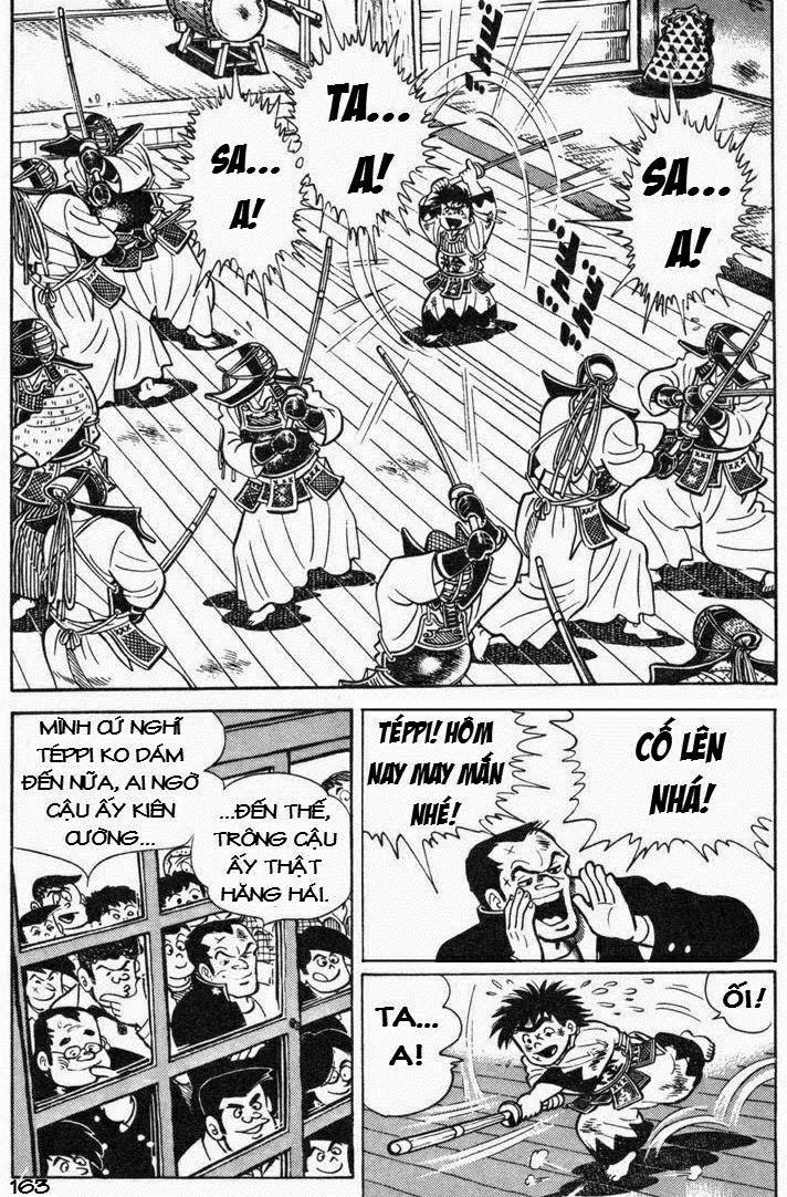 Siêu quậy Teppi chap 96 - Trang 28