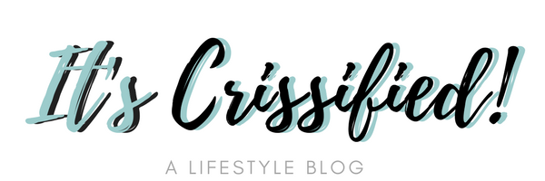It's Crissified | Blog