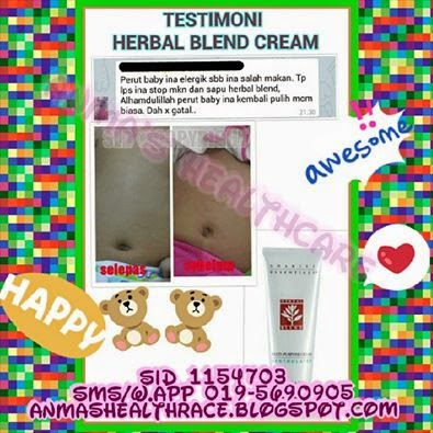 testimoni Herbal Blend ® Multi-Purpose Cream