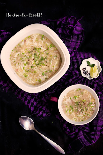 how to make chinese sweet corn egg drop soup