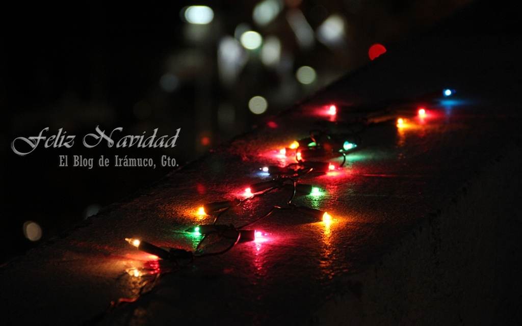 Lucecitas de navidad cool ideas para decorar con luces - Lucecitas de navidad ...