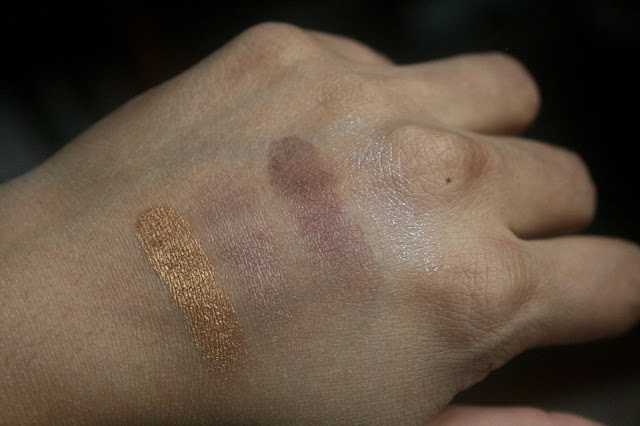 Sephora Ombre Obsession Eyeshadow Palette Swatches