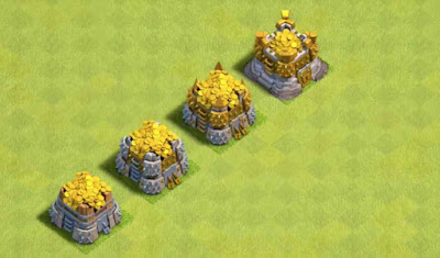Gold Storages COC Terbaru